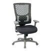 Office Star Products ProGrid High-Back Mesh Chair with Adjustable Arms