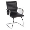 Office Star Products Work Smart Mid-Back Office Chair with Arms