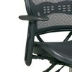 Office Star Products Height Adjustable Drafting Chair Arms