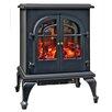 Comfort Zone 2 Door Electric Fireplace