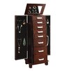 Powell Furniture Chamion Jewelry Armorie with Mirror