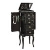 Powell Furniture Jewelry Armoire with Mirror III