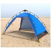 <strong>Pop-Up Beach Cabana Tent</strong> by Solar Guard