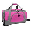 "Pacific Gear 20"" Carry-On Rolling Duffel Bag"