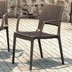 Compamia Capri Stacking Dining Arm Chair