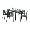 Compamia Artemis 7 Piece Dining Set