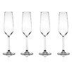 Style Setter Bordeaux Champagne Flute (Set of 4)