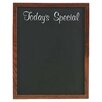 "<strong>Today's Special Wall Mounted 2' 3"" x 1' 10"" Chalkboard</strong> by Marsh"