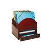 Bindertek Dealer Solutions Stack & Style Desk Organizers Kit 1