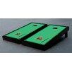 Victory Tailgate Billiards Table Pool Themed Cornhole Game Set