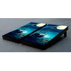 Victory Tailgate Pirate Ship Moon Cornhole Game Set