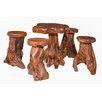 Furniture Classics LTD 5 Piece Bar Height Set