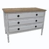 Furniture Classics LTD Jolie Chest with Old Elm Top