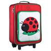 <strong>Wheelie Bags Juju Ladybug Suitcase</strong> by Beatrix