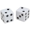 Entertainment Dice Salt and Pepper Set