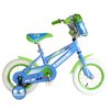 <strong>Kawasaki</strong> Girl's KX12G BMX Bike with Training Wheels