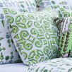 C & F Enterprises Boxwood Abbey Cotton Sham