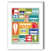 Americanflat My Cathrineholm Kitchen Graphic Art on Canvas