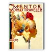 Americanflat World Traveler Graphic Art