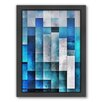 Americanflat Cylld Framed Graphic Art