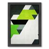 Americanflat Dyne Wyth Framed Graphic Art