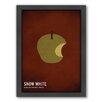 Americanflat Snow White Framed Graphic Art
