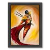 Americanflat Matador Framed Graphic Art