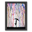 Americanflat Persephone Framed Painting Print