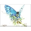 Americanflat Butterfly 2 by Suren Nersisyan Painting Print
