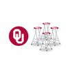 """Best of Times NCAA 40"""" Barstool with Cushion (Set of 4)"""