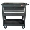 "Excel Hardware 33.5"" Wide 4 Drawer Service Cart"