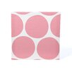 <strong>Pattern Big Dots Stretched Canvas Art</strong> by Avalisa