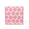 Pattern - Dots Stretched Wall Art