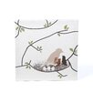 <strong>Avalisa</strong> Imaginations Bird Nest Stretched Canvas Art