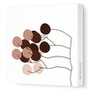 <strong>Imaginations Budding Tree Stretched Canvas Art</strong> by Avalisa