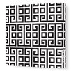 <strong>Avalisa</strong> Pattern Squares Stretched Canvas Art