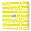 Avalisa Things That Go Auto Pattern Stretched Canvas Art