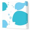 Avalisa Animals Fish Stretched Canvas Art