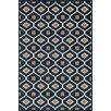 Loloi Rugs Oasis Navy & Orange Outdoor/Indoor Area Rug