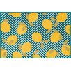 Loloi Rugs Tilley Blue/Yellow Rug