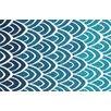Loloi Rugs Venice Beach Blue & Multi Area Rug