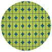 Loloi Rugs Venice Beach Lime/Blue Rug