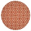 Loloi Rugs Venice Beach Red/Ivory Rug