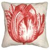 <strong>123 Creations</strong> Tulip Needlepoint Pillow