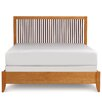 Dominion Platform Bed with Spindle Headboard