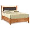 Copeland Furniture Monterey Upholstered Leather Storage Bed