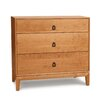 <strong>Copeland Furniture</strong> Mansfield 3 Drawer Chest
