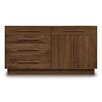 <strong>Copeland Furniture</strong> Moduluxe 4 Left Drawer Dresser