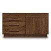 Copeland Furniture Moduluxe 4 Left Drawer Dresser