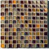 <strong>Casa Italia</strong> Metallica Glass Mosaic in Mix Metallica Beige